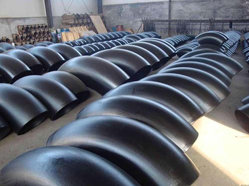 China carbon steel elbows