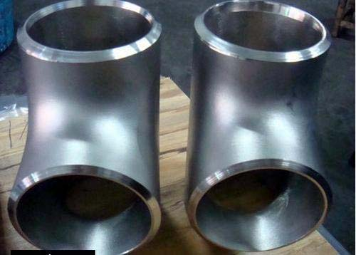 butt welded equal pipe tee supplier